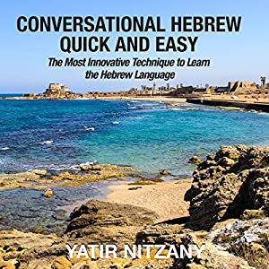 Conversational Hebrew Quick and Easy Audiobook