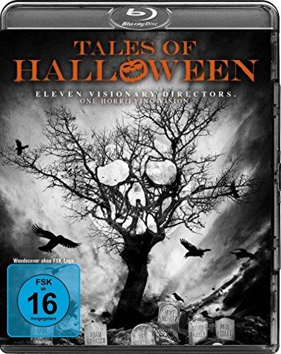 Tales of Halloween (2015) (+ UV Copy) [ NON-USA FORMAT, Blu-Ray, Reg.B Import - Germany ]