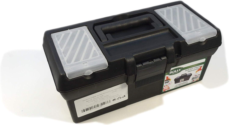 Soleo - Caja de herramientas vacía: Amazon.es: Bricolaje y herramientas