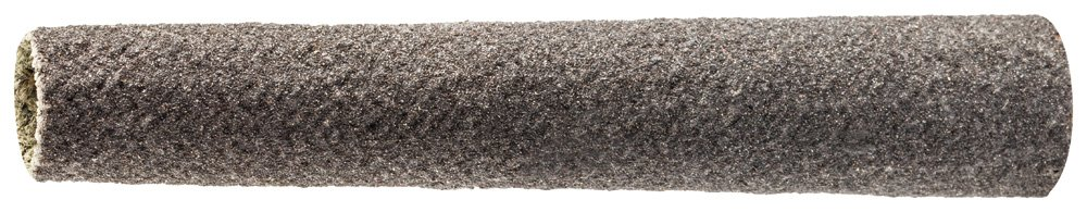 PFERD 46012 Policap Seamless Type Abrasive Cone, Aluminum Oxide A, 1/2'' Diameter x 3-3/8'' Length, 150 Grit (Pack of 10)