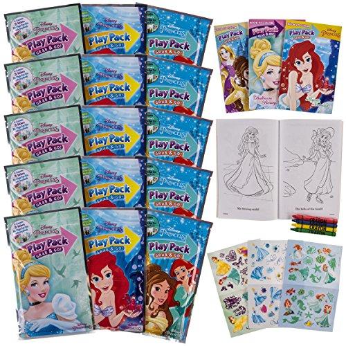 Disney Princess Activity Pack - 2