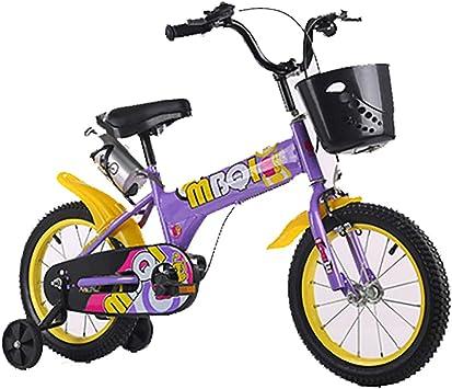 SHARESUN Bicicleta para niños, Bicicleta para niña de 16