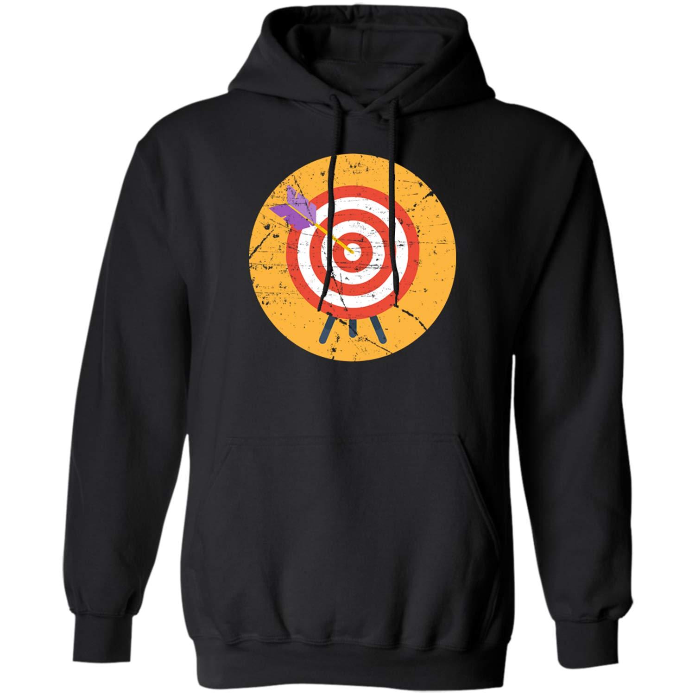 1 Black Teechopchop Teechopchop Teechopchop Youth USA Archery Gift,Bow, Archers,Body Ta Hoodie 190c2f