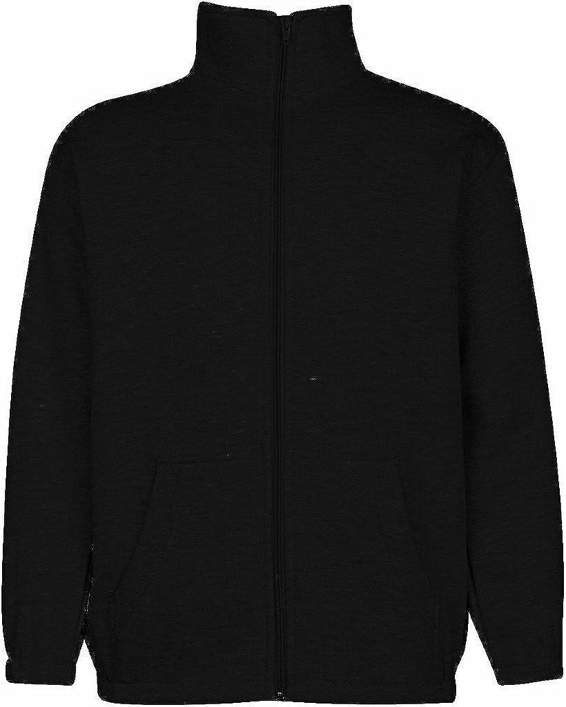 Stylish Versatile /& Comfortable Casual Wear Premium Boy/'s Full Zip Sweatshirts