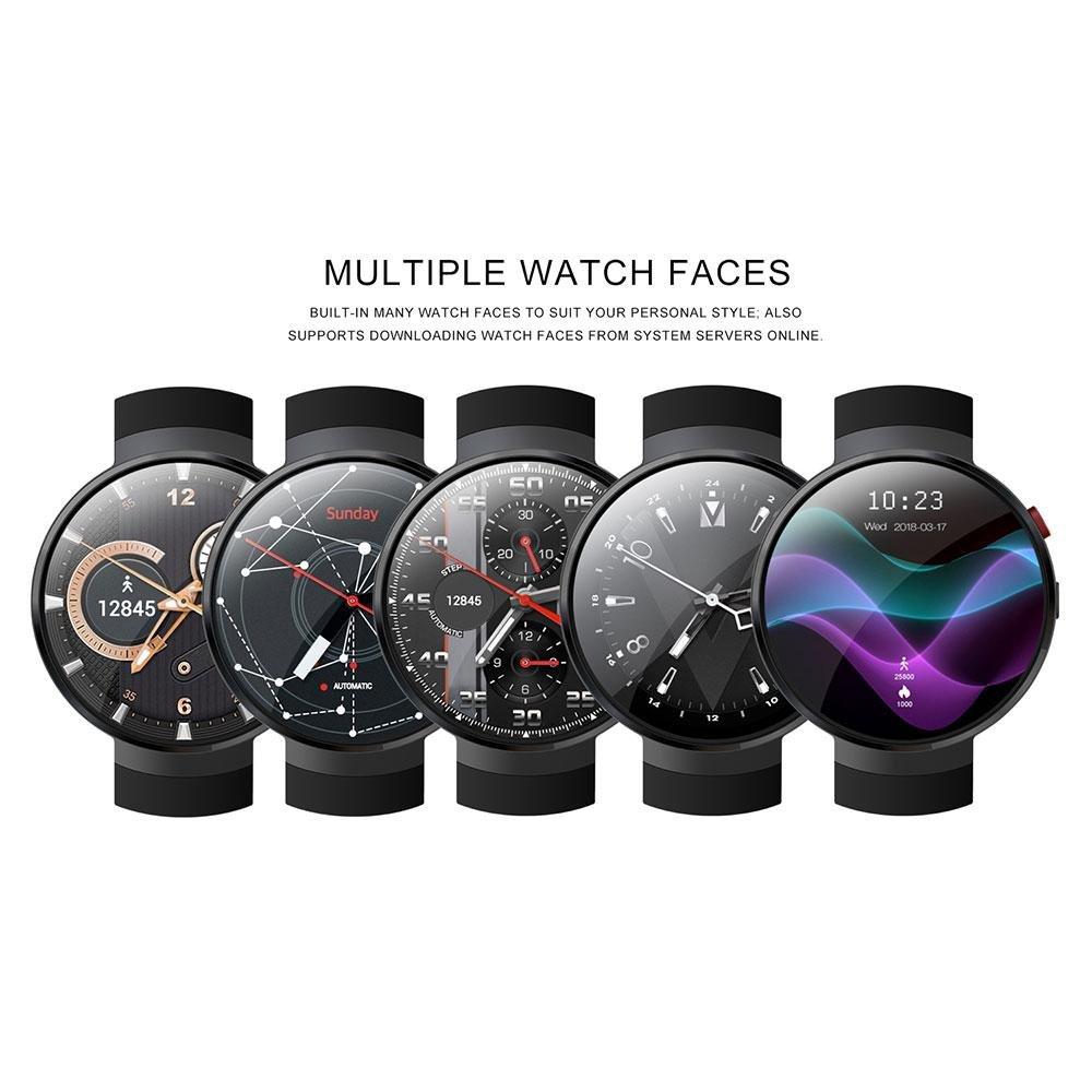 KOBWA LEMFO LEM7 Smart Watch, cámara de 2 MP,Traducción de ...