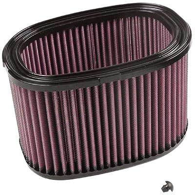 K&N Engine Air Filter: High Performance, Premium, Powersport Air Filter: 2008-2020 KAWASAKI (KVF750 Brute Force 4x4i, KVF750 Brute Force 4x4i EPS, KVF750 Brute Force 4x4i EPS Camo) KA-7408: Automotive