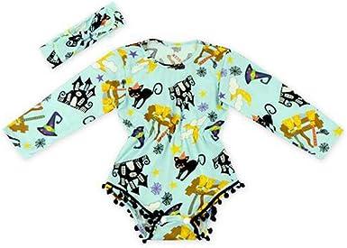 Hollyhorse Baby Girl Summer Clothes//Romper