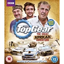 Top Gear - The Great African Adventure