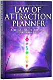 LAW OF ATTRACTION DAILY LIFE AND SUCCESS PLANNER - Master the Secret Behind the Law of Attraction in 30 Days - Personal Journal & Day Planner & Goal Planner & Organizer By Freedom Mastery
