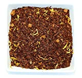 Tealyra - Caramel Latte - Red Bush Rooibos - Loose Leaf Tea - Decadent Dessert Tea - Relaxing and Calming Bedtime - Healthy - Antioxidants Rich - Caffeine-Free - 112g (4-ounce)