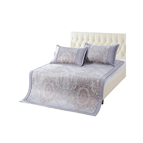 MINGLI - Colchón de Mimbre Plegable de Tres Piezas Dormitory Home Bedding