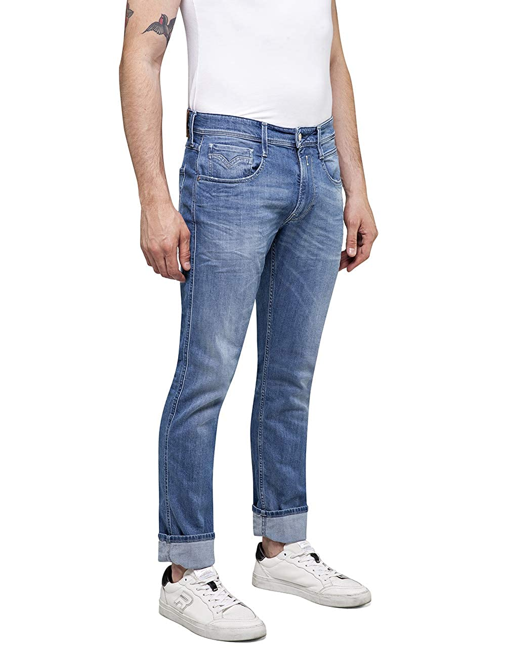 REPLAY Anbass Jeans Uomo