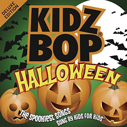 Kidz Bop Halloween by KIDZ BOP Kids (2008-08-26) -