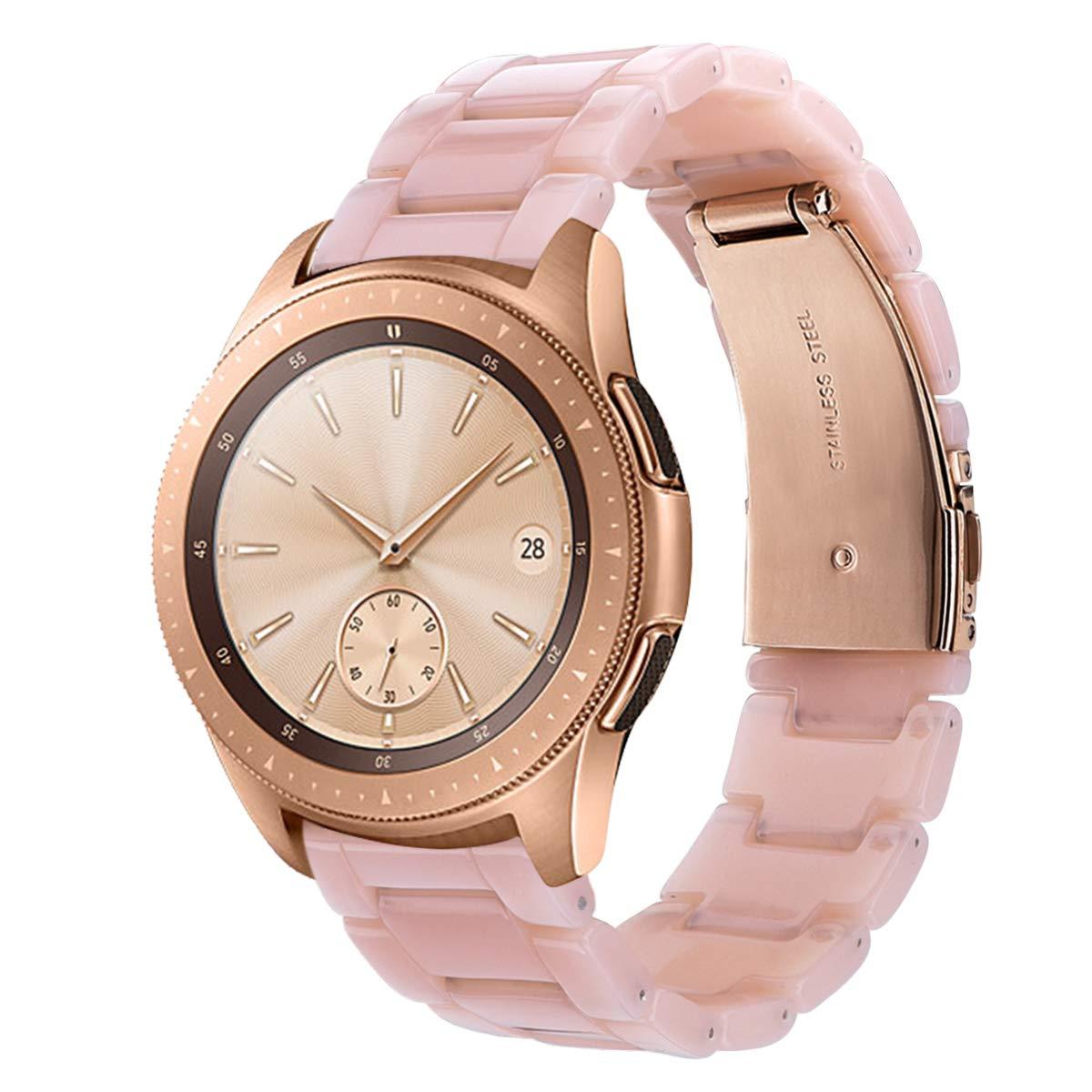 Vmoro Bands For Galaxy Watch 42mm Band Rose Gold Women 20mm Fashion