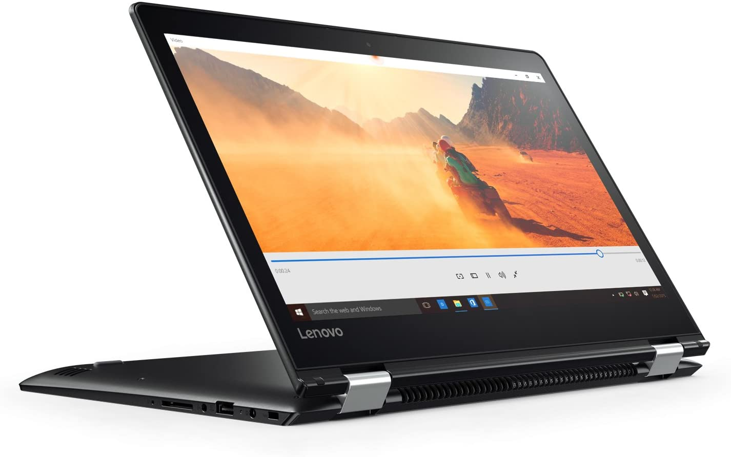 "Lenovo Flex 4 - 2-in-1 Laptop/Tablet 14.0"" Full HD Touchscreen Display (Intel Core i5, 8 GB RAM, 256 GB SSD, Windows 10) 80SA0004US"