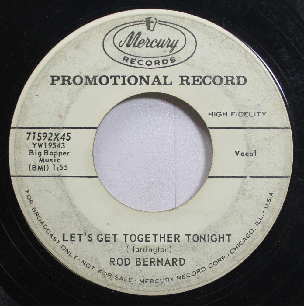 let s get together tonight
