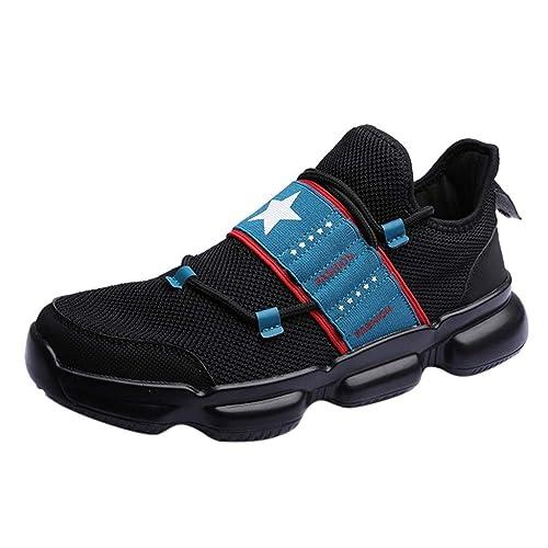 Calzado Deportivo de Exterior de Hombre, Zolimx Zapatillas Running ...
