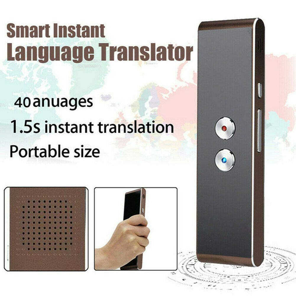 Languages Translator UK Translaty MUAMA Enence Smart Instant Real Time Voice 40