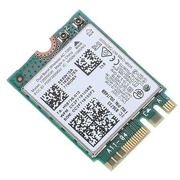 Tarjeta WiFi NGFF, Tarjeta de Red inalámbrica para Thinkpad Intel ...