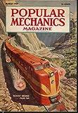 POPULAR MECHANICS Four-Cylinder Garden Tractor Ocean Freight Space Lab 3 1947
