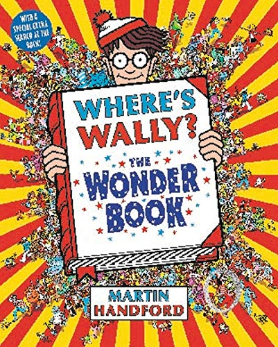 Where's Wally? The Wonder Book: 1 Paperback – 4 Jun. 2007