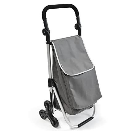 bremermann sube escaleras carro de la compra carrito de la compra STEIMKE (gris)
