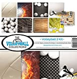 #2: Reminisce the Volleyball Collection 2 Scrapbook Kit 2