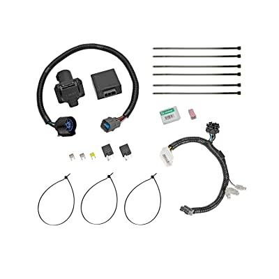 Tow Ready 118265 Trailer Wiring Connector Kit for Honda Pilot: Automotive