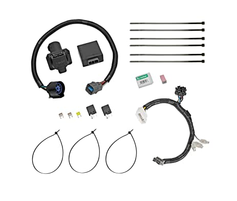 61CZMza0 zL._SX463_ amazon com tow ready 118265 trailer wiring connector kit for 2010 honda pilot trailer wiring harness installation at gsmportal.co