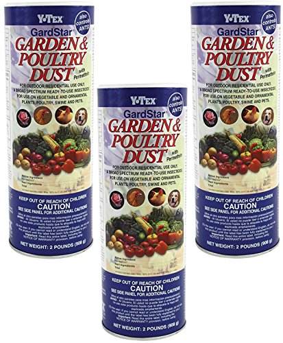 Y Tex Poultry Dust