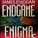 Endgame Enigma Audiobook by James P. Hogan Narrated by Emily Pike