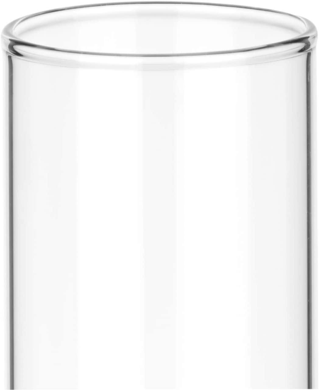 140 x /Ø16 mm Paroi /épaisse ✓ Tubes /à essai 25 x /Éprouvettes en verre de laboratoire avec des bouchons en li/ège naturel