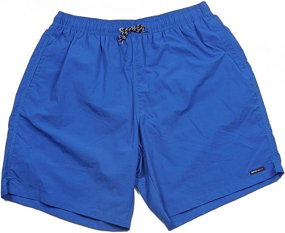 North 56-4 99059 Pantalones Cortos de baño premamá, Azul (Cobolt Blue 0570), X-Large para Hombre