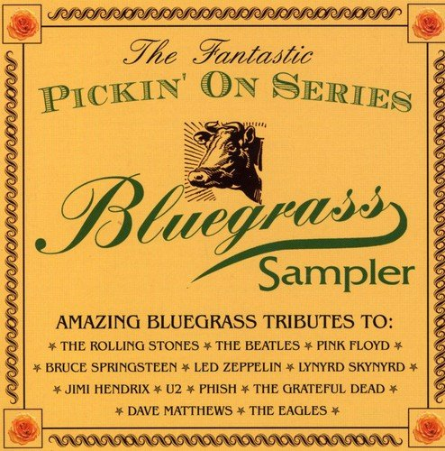 (The Fantastic Pickin On Series: A Bluegrass Sampler)