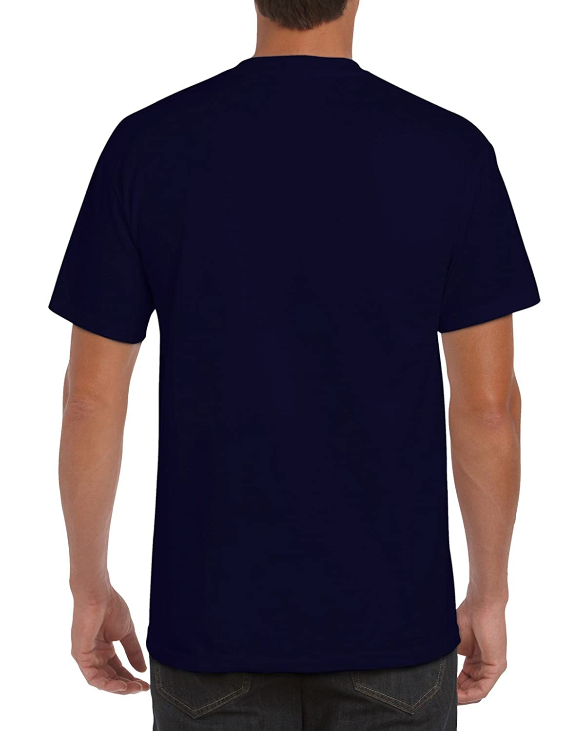 2c794a5c Gildan Men's 2-Pack Workwear Pocket T-Shirt | Amazon.com
