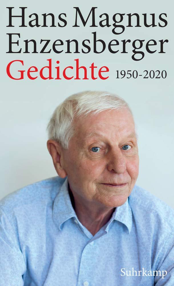 Gedichte 1950 2020  Suhrkamp Taschenbuch