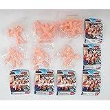 キン肉マン キンケシ07 ペールオレンジ 全6種セット
