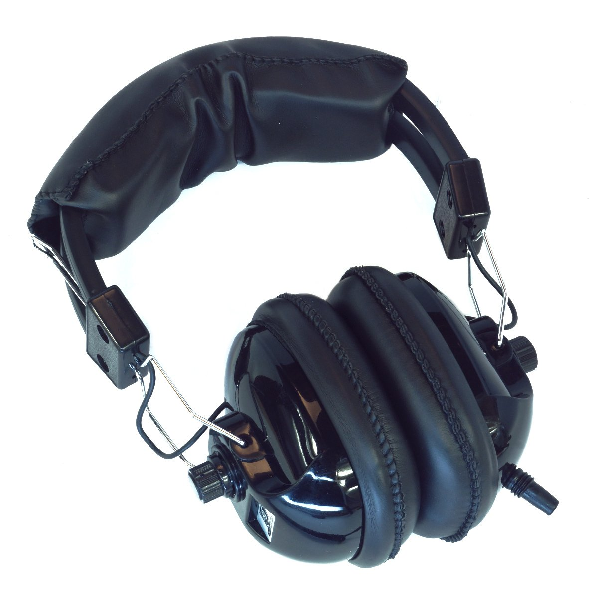 Whites Coinmaster with Waterproof 9 Spider Search Coil and Treasure Headphones