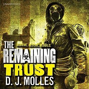 The Remaining: Trust Audiobook