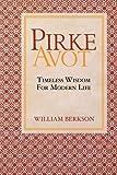 Pirke Avot: Timeless Wisdom for Modern Life