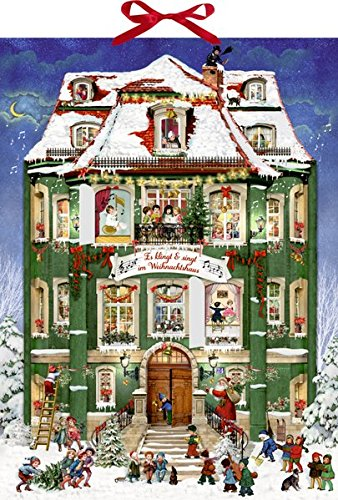 Sound-Adventskalender - Es klingt & singt im Weihnachtshaus Kalender – 12. September 2017 Barbara Behr Thomas Göthel Coppenrath B01MSWLWYI