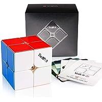 LiangCuber QiYi Valk 2 m 2x2 Stickerless Magic Cube MoFangGe The Valk 2m Magnetic 2x2x2 Speed Cube