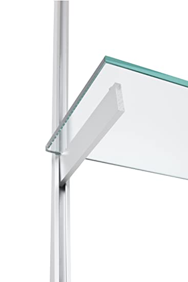 shelf with hw mounted p shelves products and brackets bay copy two standards d x wall wide
