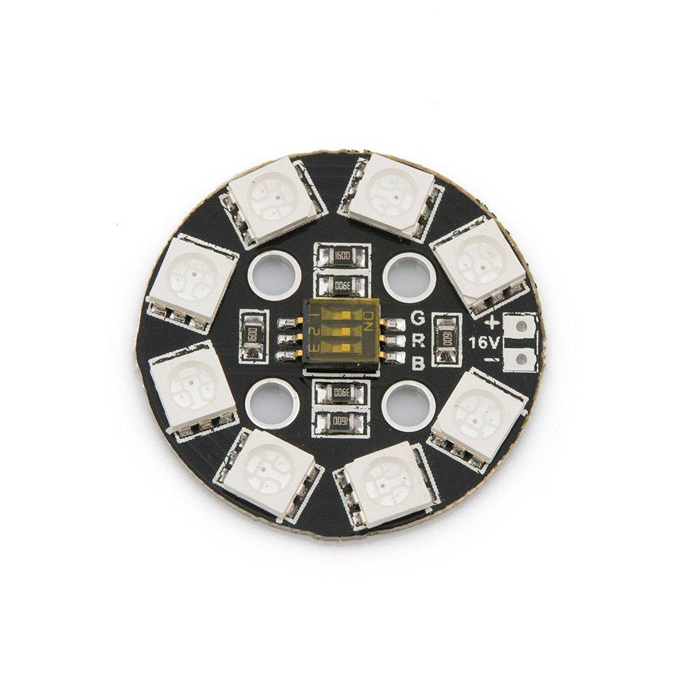 Matek Circle LED X8 16V RGB RGBX8-16   B079RMXQ9L