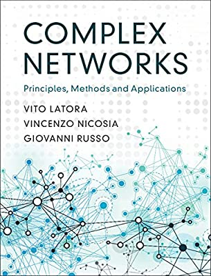 Complex Networks: Principles, Methods and Applications