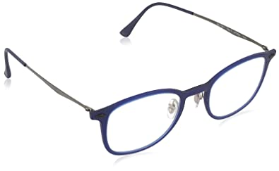 4d24f1719a Amazon.com  Ray-Ban Vista RX 7051 5451 Eyeglasses Matte Dark Blue  Shoes