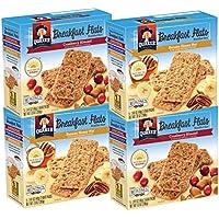 4-Pk. Quaker Breakfast Flats Variety Pack Breakfast Bars 5 Count