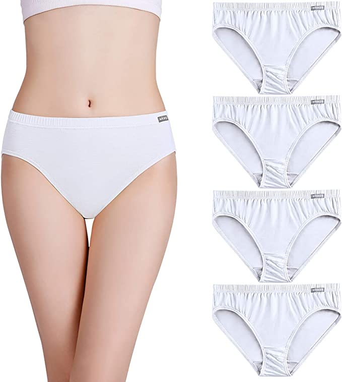 Bragas mujer algodon pack baratas