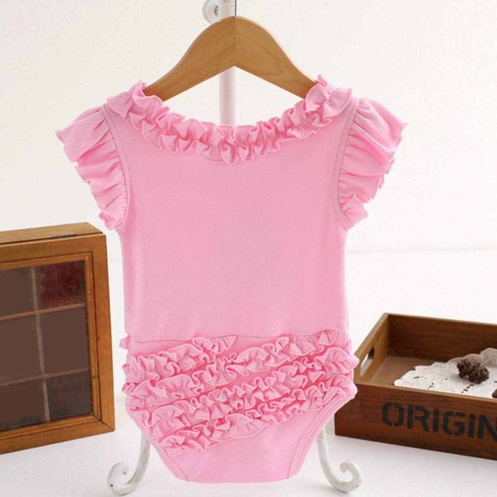 chinatera Baby Girls Ballet Rompers Infants Leotards Outfits Costume