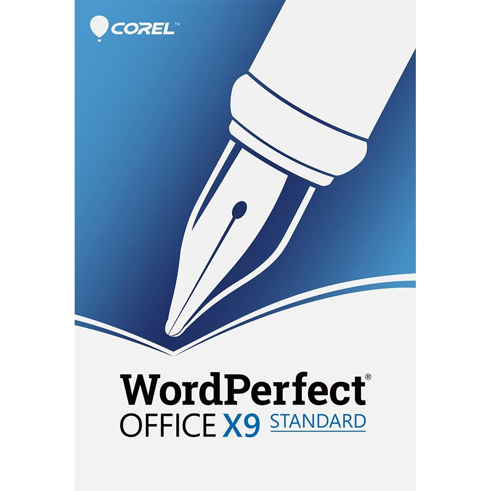 Corel Wordperfect Office X9 - All In One Office Suite [PC Download] by Corel